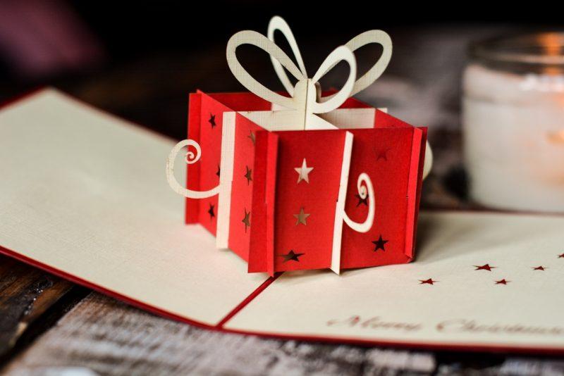 Gedicht für Weihnachten für Grußkarten