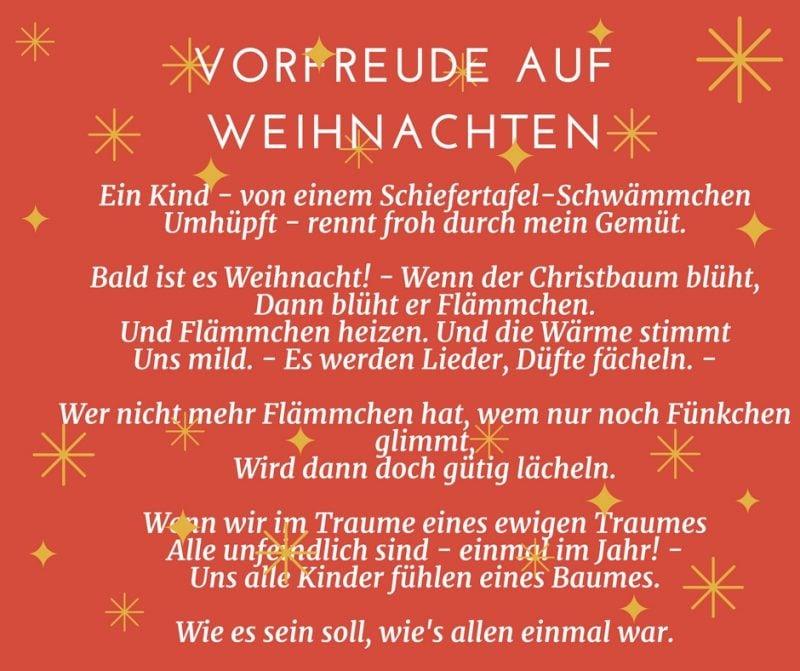 25 gedichte f r weihnachten f r gro und klein deko feiern weihnachtsdeko ideen zenideen