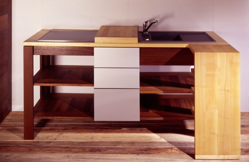 Element einer Modulküche praktisches Design