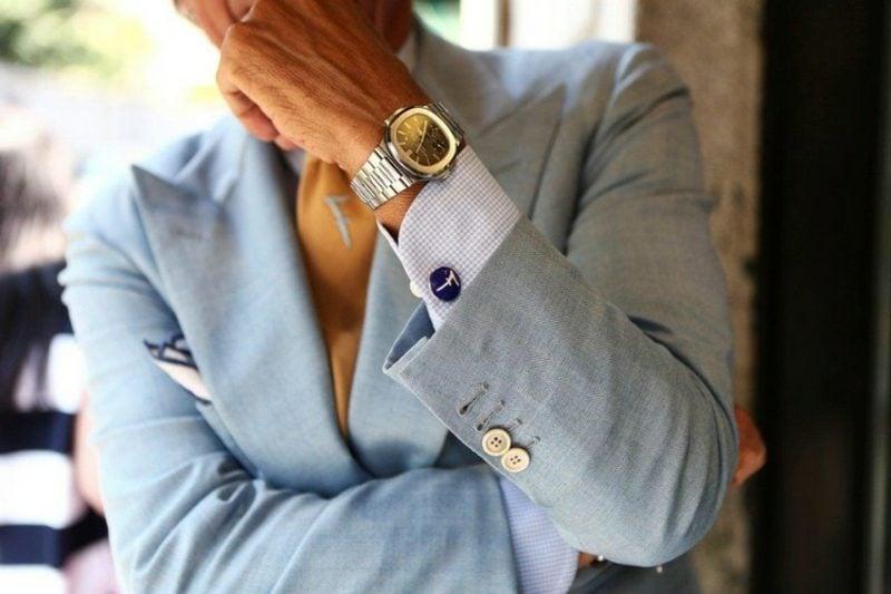 Geschenke für Männer zu Weihnachten originelle Armbanduhr im Vintage Stil