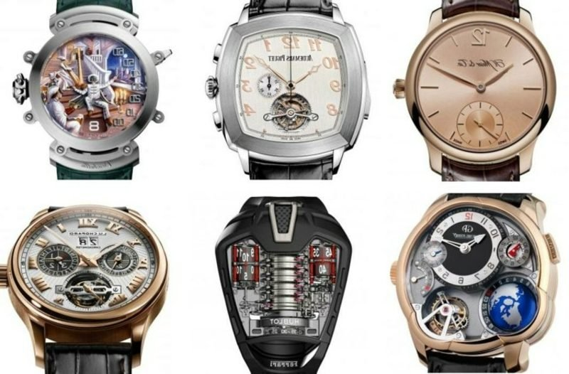 originelle Armbanduhren im Vintage Stil