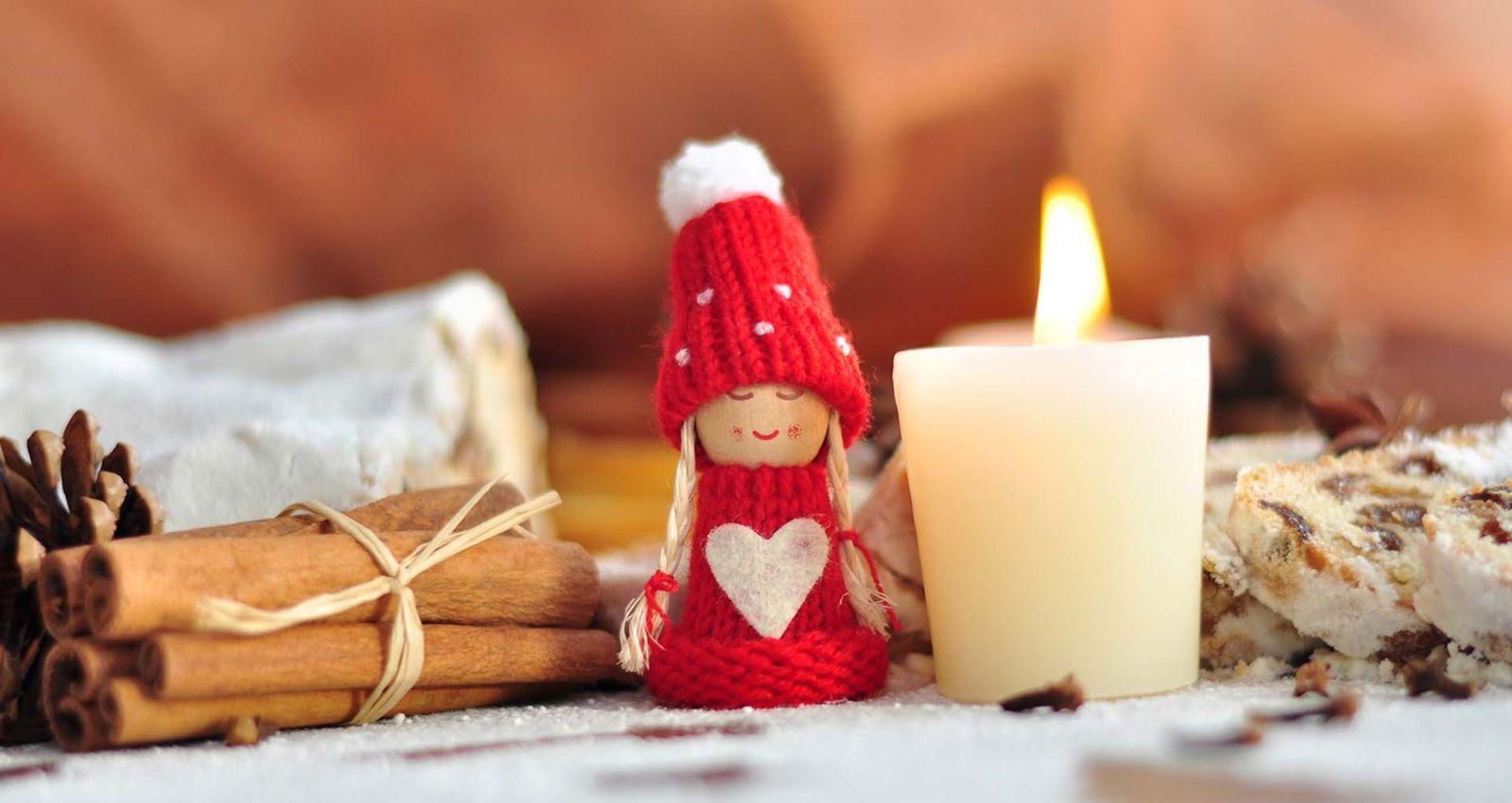 Bastelvorlagen und kreative DIY Ideen zu Weihnachten