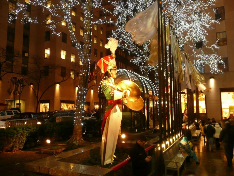 christmas tree musical player