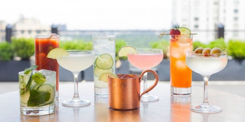 Cocktailrezepte mit Wodka