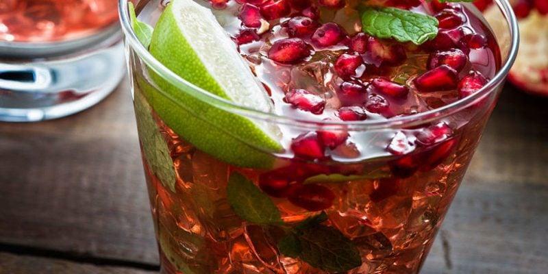 Cocktailrezepte Zubereitung