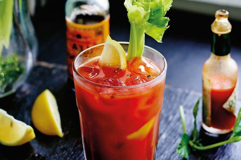 Die besten Cocktailrezepte - Bloody Mary