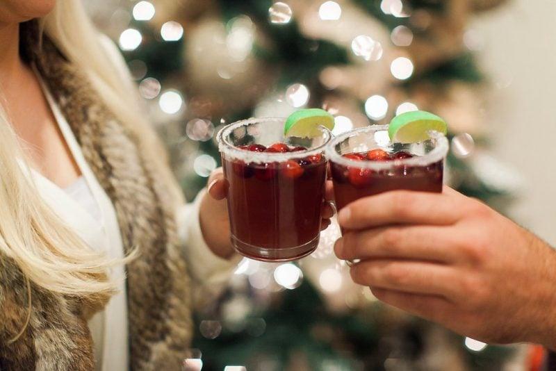 Cocktailrezepte Cranberry Margarita
