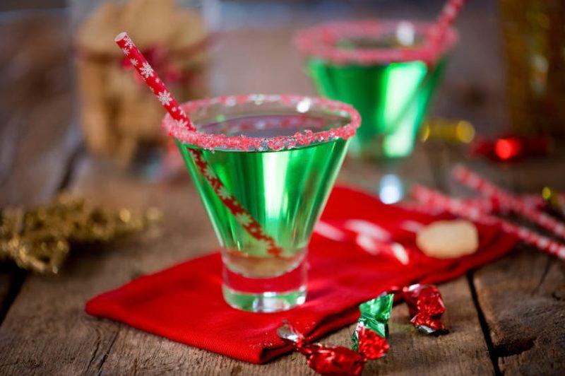 Cocktailrezepte für Weihnachten