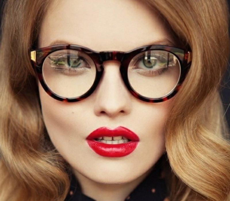 Brillenmode Herbst Winter 2016 Vintage Brillen