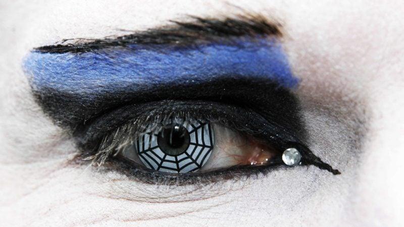 Farbige Kontaktlinsen Motivlinsen