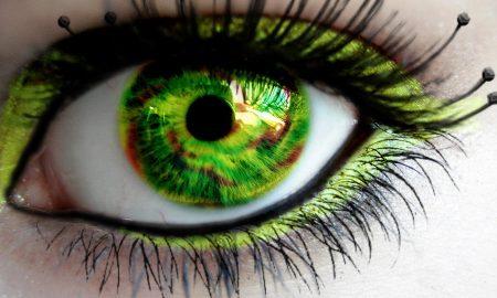 Farbige Kontaktlinsen für jeden Anlass