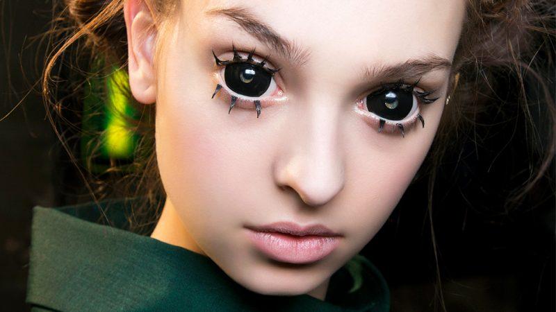 Farbige Kontaktlinsen Doll Eyes