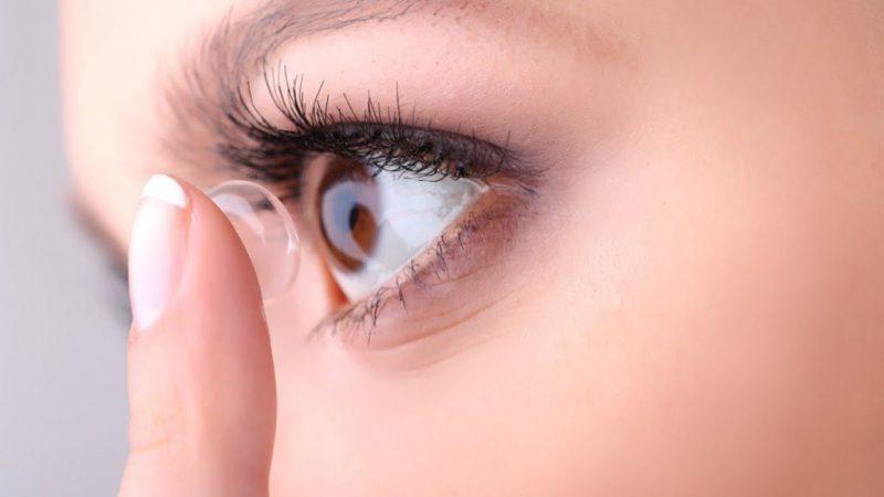 Farbige Kontaktlinsen - besprechen Sie mit Ihrem Augenarzt