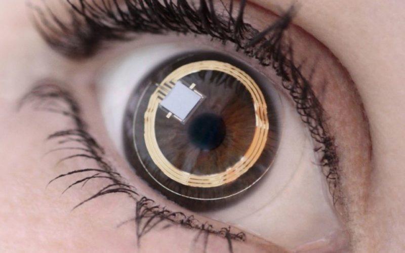 Farbige Kontaktlinsen damit man selbstbewusst fühlt