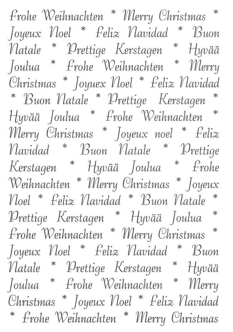 frohe weihnachten auf verschiedenen sprachen sagen sie 39 s