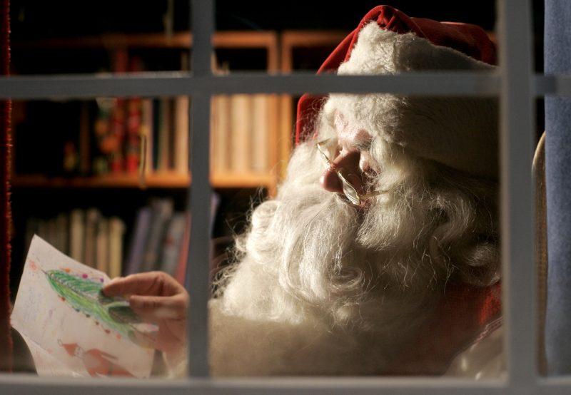 Lustige Gedichte für Weihnachten