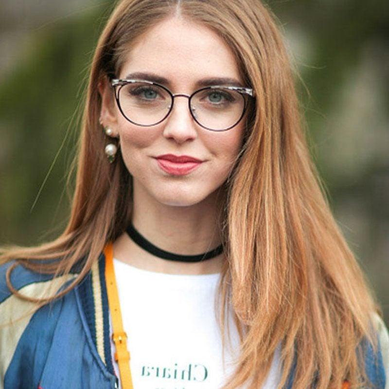 Brillenmode Herbst Winter 2016 grosse Brillen im Vintage Stil