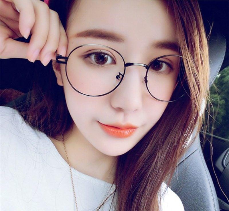 Brillenmode 2016 Herbst und Winter grosse Brillen mit runden Scheiben