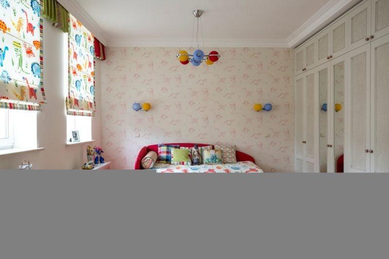 Heizkörperverkleidung für Kinderzimmer