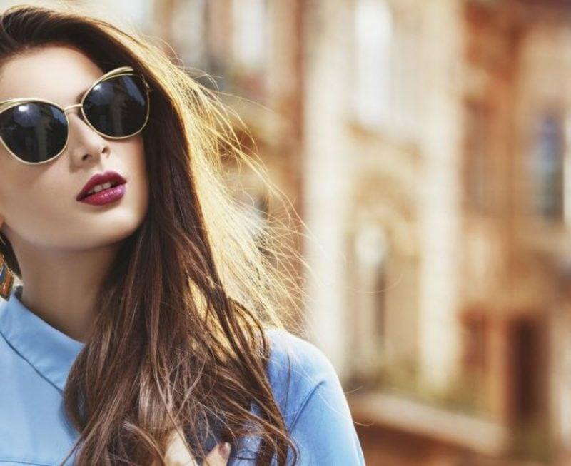 Brillenmode Herbst Winter 2016 Vintage Brillen herrlicher Look