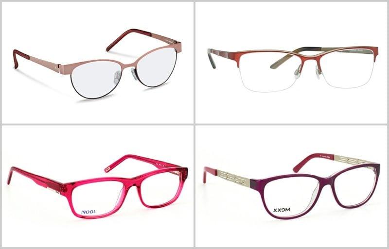 Brillenmode Herbst Winter 2016 Brillen mir farbigen Fassungen