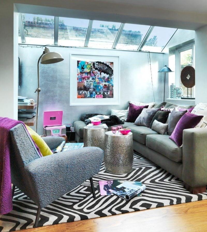 Jugendzimmer einrichten - gestalten Sie eine bequeme Sitzecke
