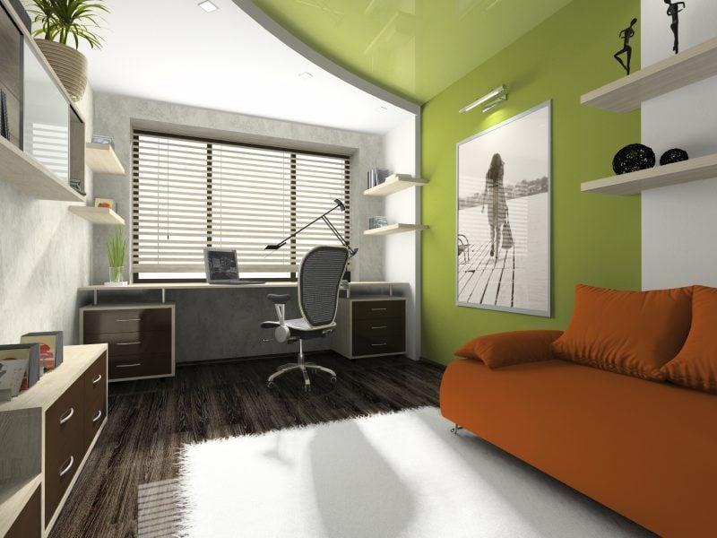 Jugendzimmer einrichten im modern Stil