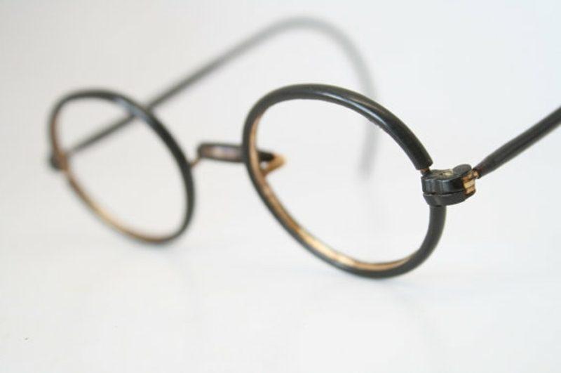 Brillenmode 2016 Herbst und Winter Brillen mit kleinen kreisrunden Scheiben