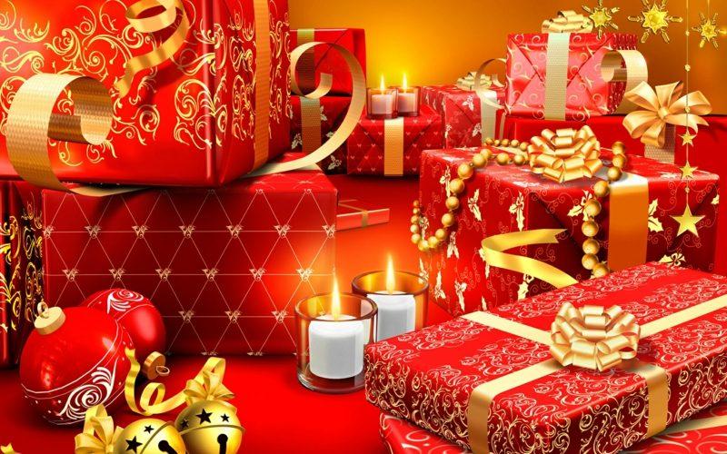 Weihnachtsgeschenke Mann