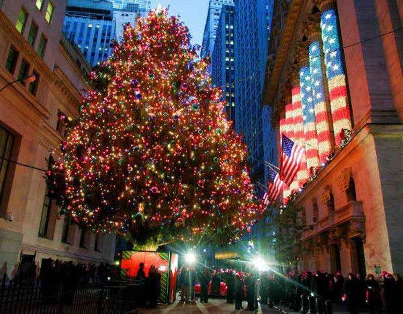 Weihnachten in new york ein berlebensf hrer f r einen urlaub in ny weihnachtsdeko ideen - Weihnachtsbaum rockefeller center ...