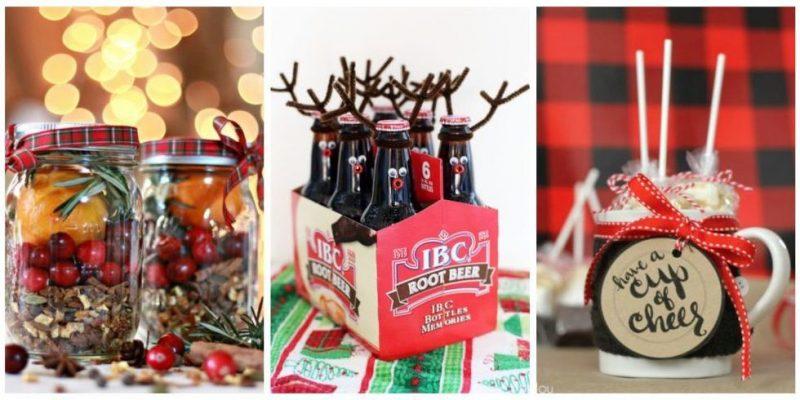 Nikolausgeschenke für Männer können auch zum Essen und zum Trinken sein
