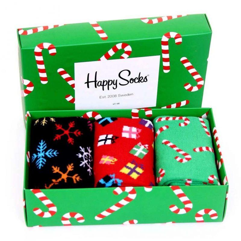 Nikolausgeschenke für Männer - Socken Weihnachten