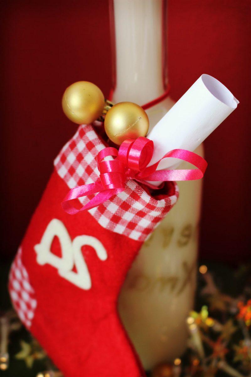 Gutscheine können auch Nikolausgeschenke sein