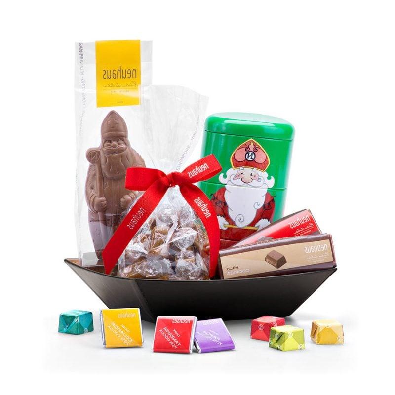 Nikolausgeschenke Schokolade