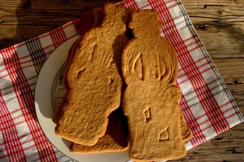 Nikolausgeschenke selbst gebackene Kekse