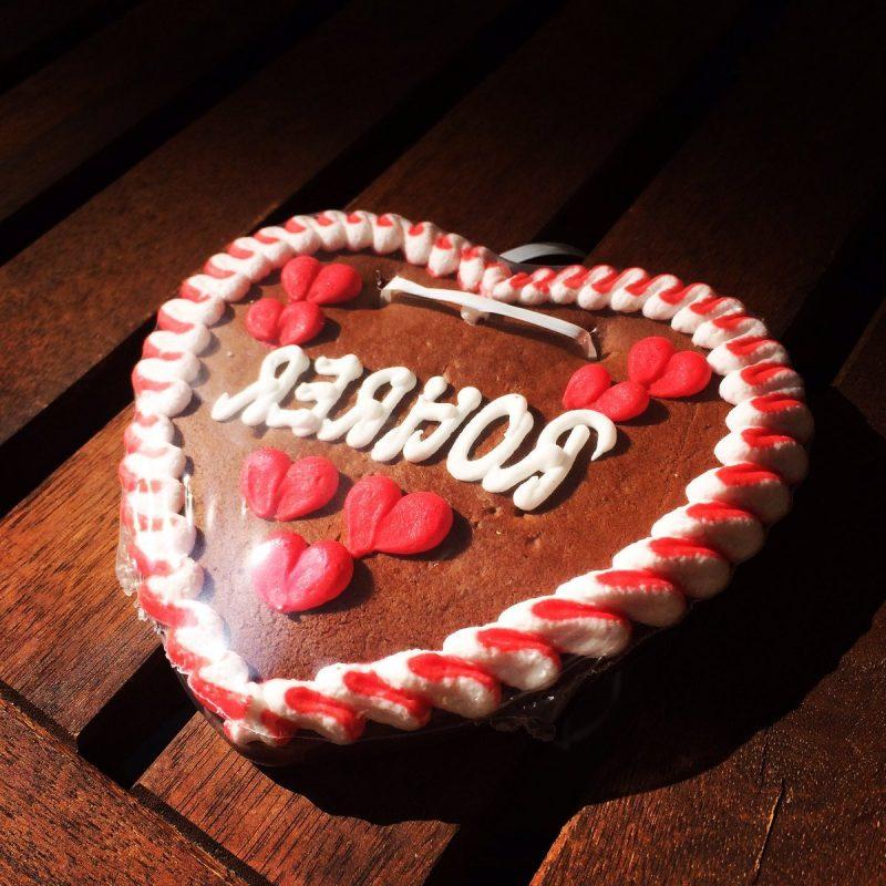 Nikolausgeschenke traditionelle deutsche Kekse