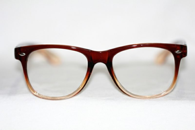 Brillenmode 2016 Herbst Winter Fassungen mit Farbverlauf