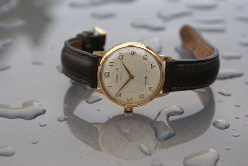 Geschenke für Männer zu Weihnachten Armbanduhr im Vintage Stil