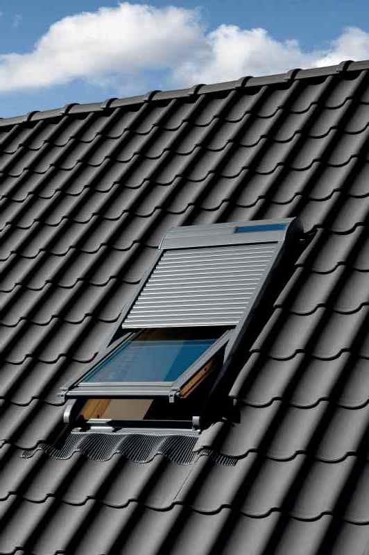 Rollladen Dachfenster - Multifunktion und viele Einsatzmöglichkeiten