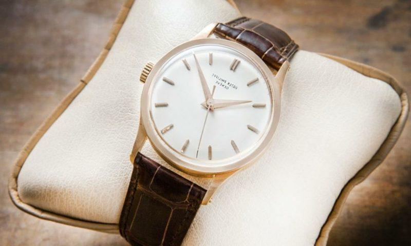Geschenke für Männer zu Weihnachten elegante Vintage Armbanduhr