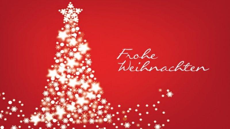 traditionelle weihnachtliche Sprüche und Grüsse