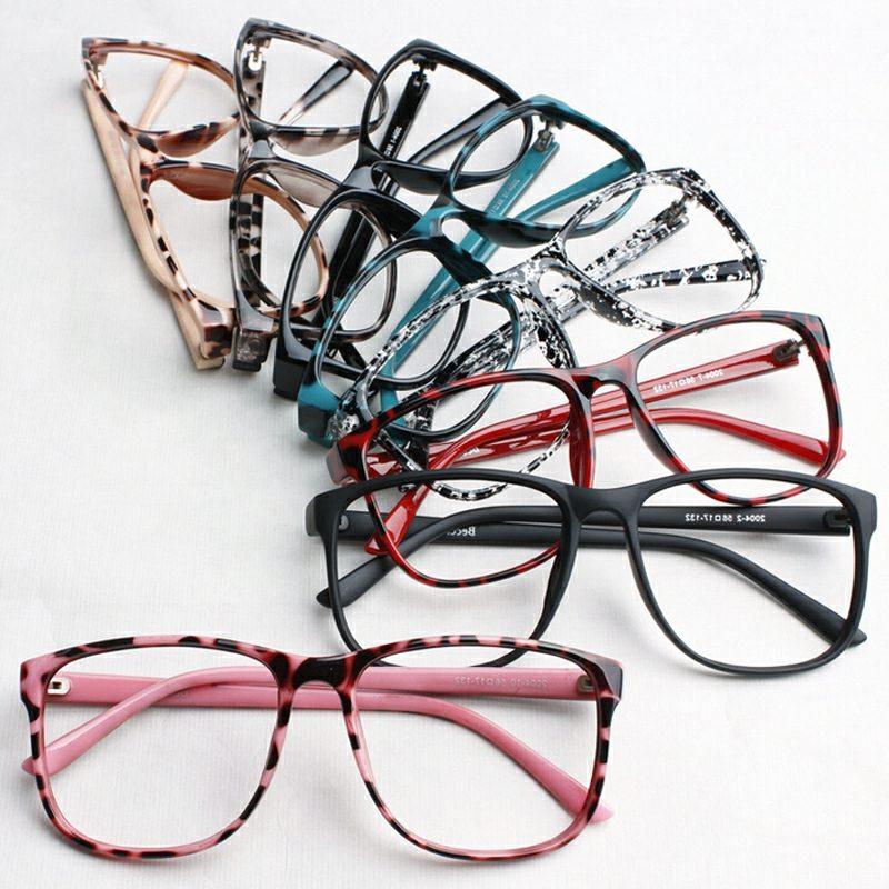Brillenmode 2016 Herbst Winter extravagante farbige Brillenfassungen
