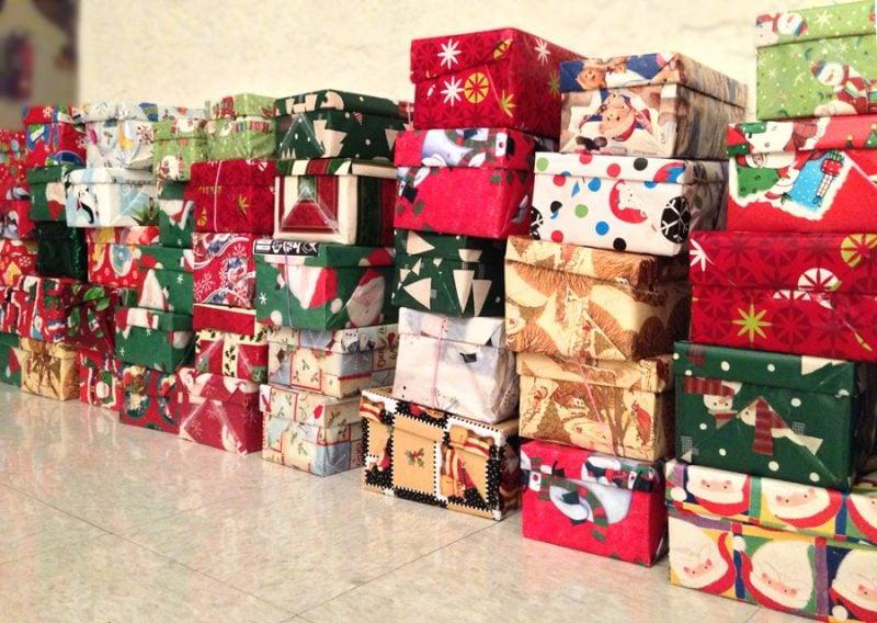 Weihnachten im Schuhkarton - was soll ich im Paket packen
