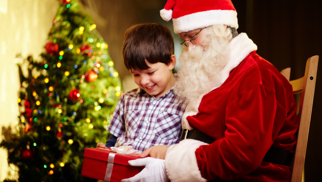 Weihnachten im Schuhkarton - Gutes tun und Freude schenken