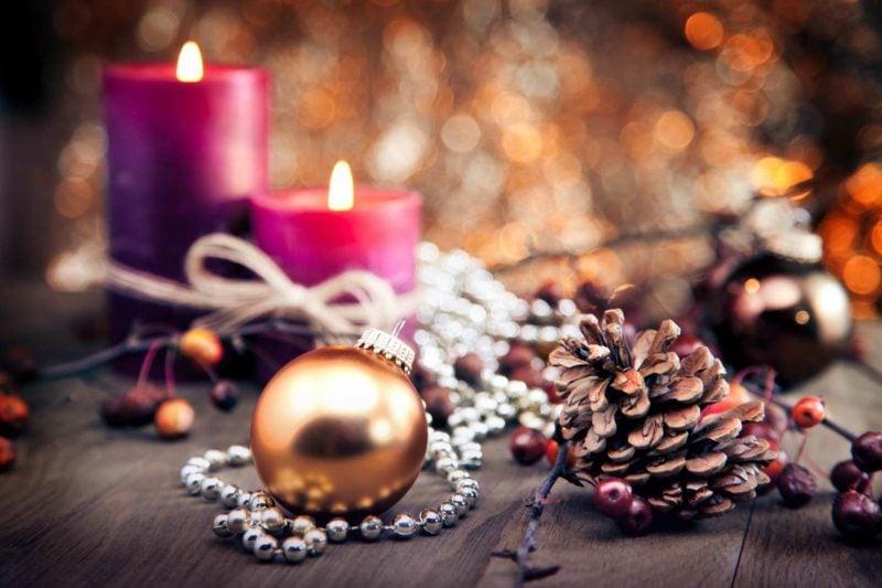 Weihnachtsgrüße weihnachten gold