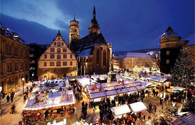 Weihnachtsgrüße rathausplatz