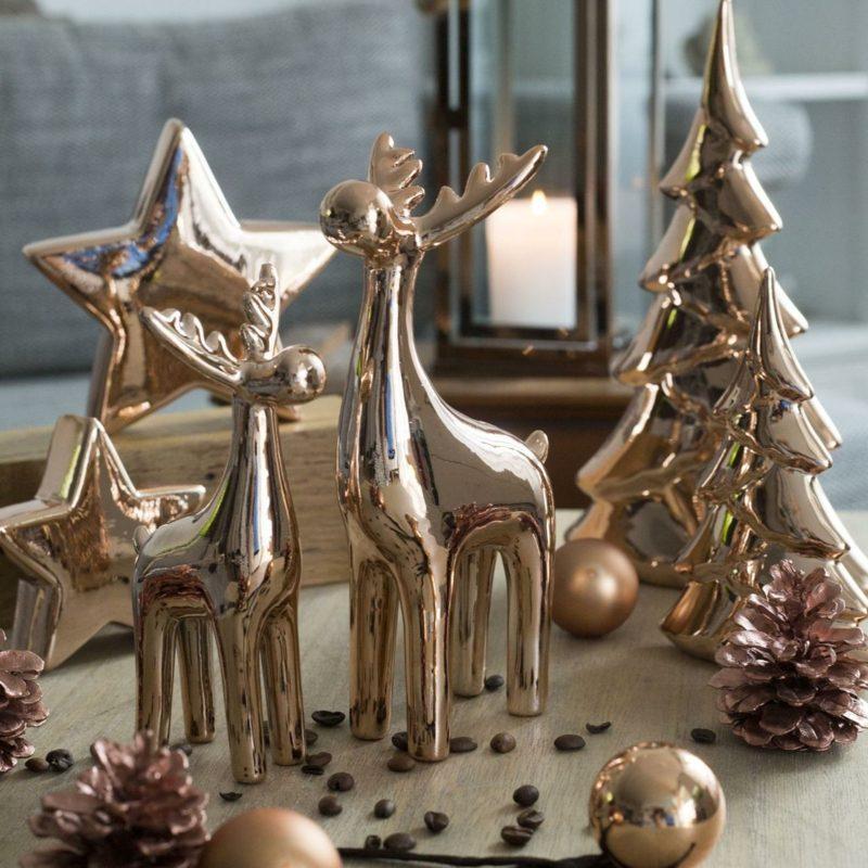 Weihnachtsgrüße kupfer
