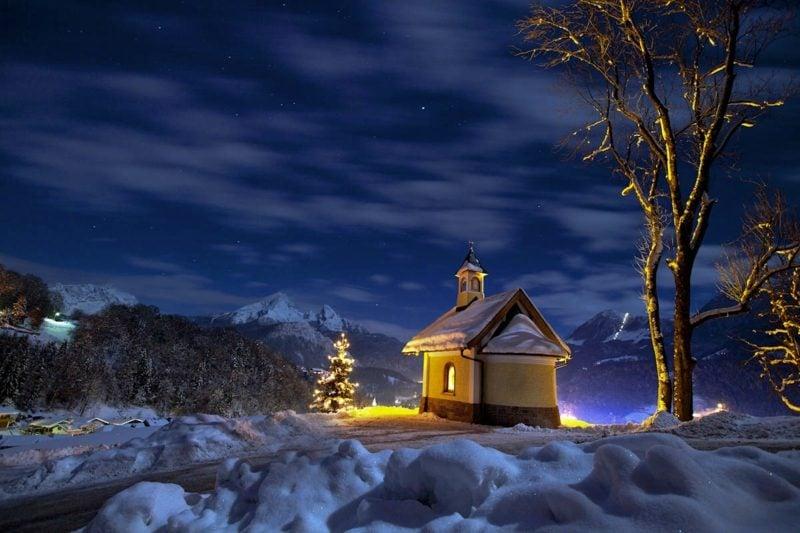 weihnachtsgrusse weihnachten berchtesgaden