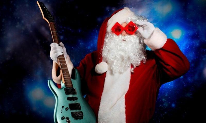 Weihnachtsgrüße weihnachten rock