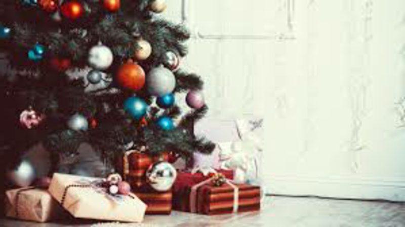 Weihnachtsgrüße white christmas